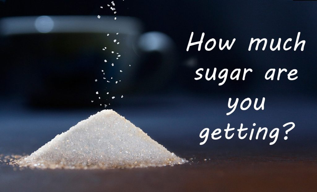 Vital Force Naturopathic Medicine - How much sugar are you getting?