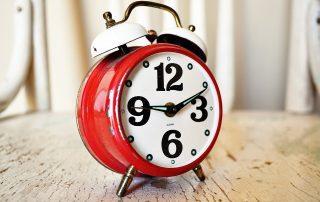 Vital Force Health Tip #5: Clock