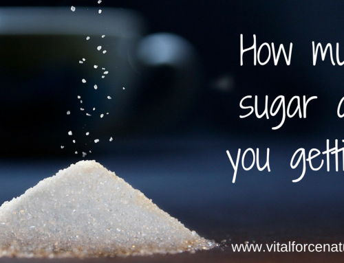"Sugar: Part 2 of Why Your Body Says ""NO MORE"""